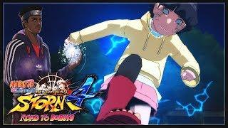 Series Naruto Shippuden Ultimate Ninja Mod Himawari