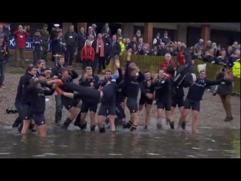 Oxford prepares for the Boat Race (6/6)