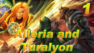 The Story of Alleria & Turalyon Part 1/2 [Lore]