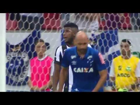 Melhores Momentos De Cruzeiro 1x0  Botafogo  Brasileirão 2016