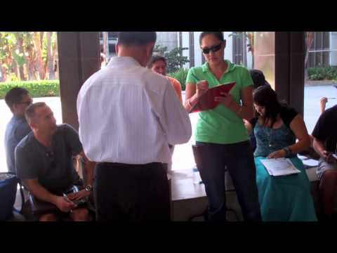 Foreclosure Auction on the Orange County Court House Steps