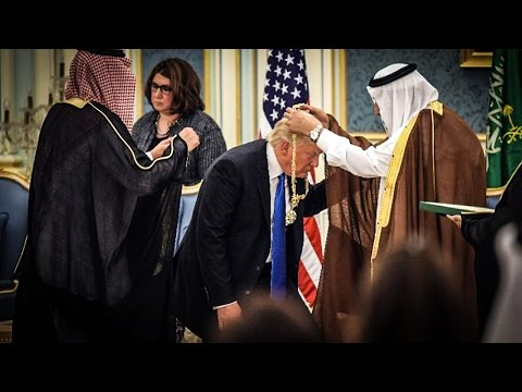 In Saudi Arabia, Trump Fell In Love With Authoritarian Rule - The Ring Of Fire