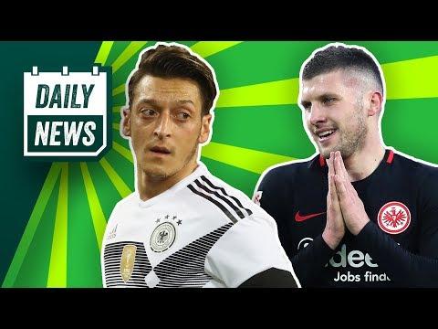 Rebic mit Kovac zum FC Bayern? Kein Fußball in Brasilien? CL Finale: Stadien 2020 fest! Daily News