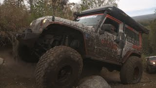 homepage tile video photo for Ultimate Adventure 2019 Episode 5, Wildfires, Cool Machines, and Epic Off-Roading in Alaska #UA2019