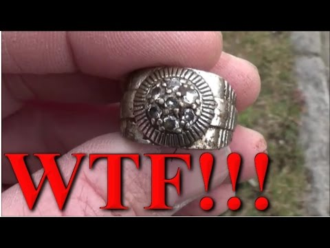 Thumbnail: NO WAY! LOST CHINESE TREASURE IN THE HOOD GONE WRONG! Metal Detecting In Connecticut