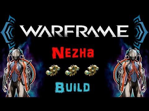 [U18.1] Warframe - Nezha - Fastest Warframe?! + Crowd Control [2-3 Forma] | N00blShowtek