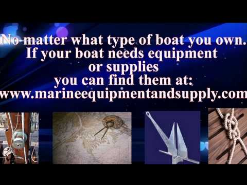 Boating Equipment and Supplies
