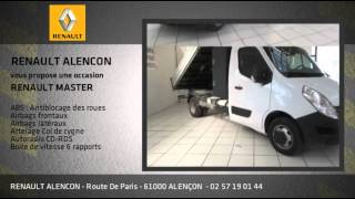 Annonce Occasion Renault Master BENNES BASCUL PROP L3 3.5t dCi 125+