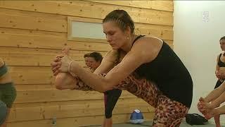J'ai testé pour vous le hot yoga