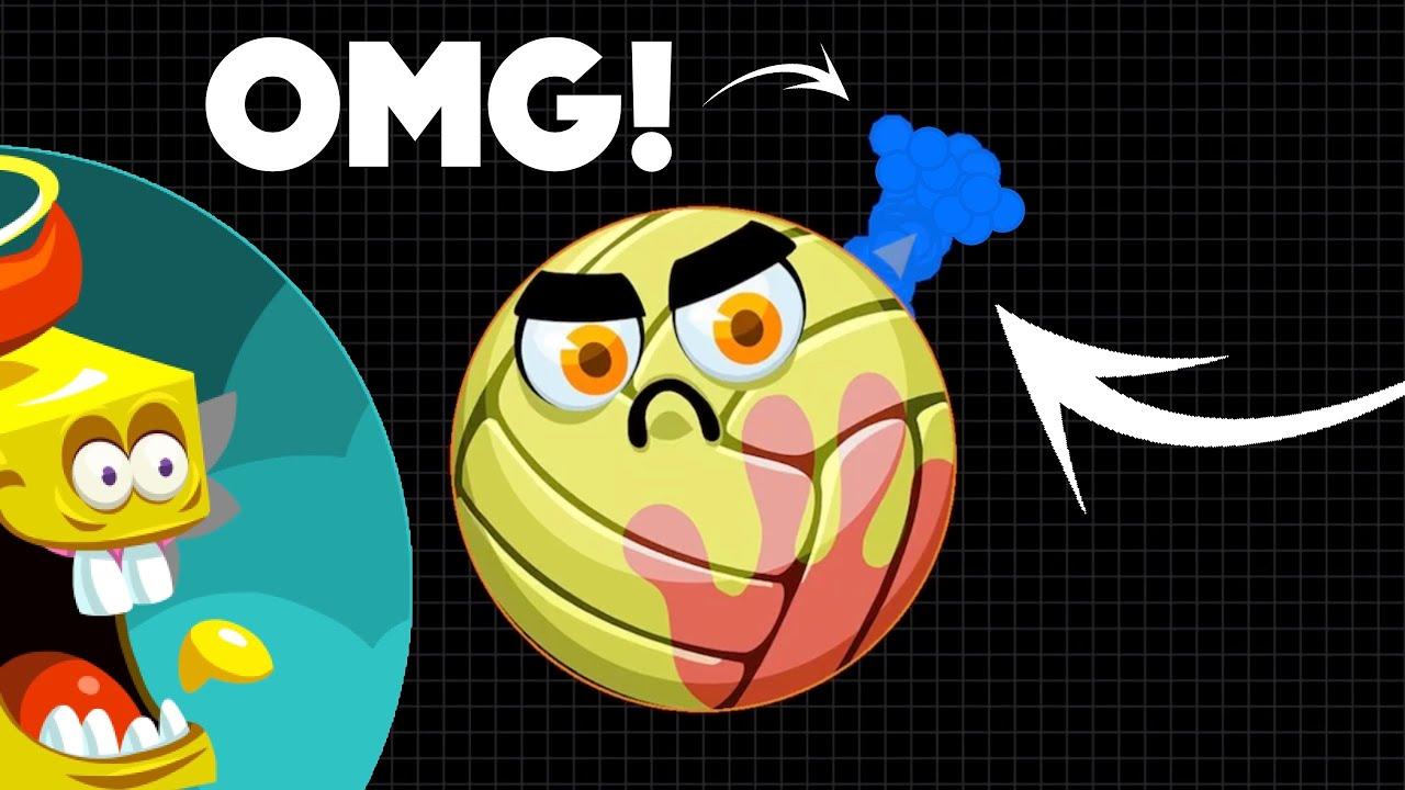 ZONE THE SOLO KING! (Agar.io Mobile Revenge)