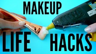 8 MAKEUP LIFE HACKS You've NEVER Seen Before! Surprise Foreo GIVEAWAY!| pastella 28