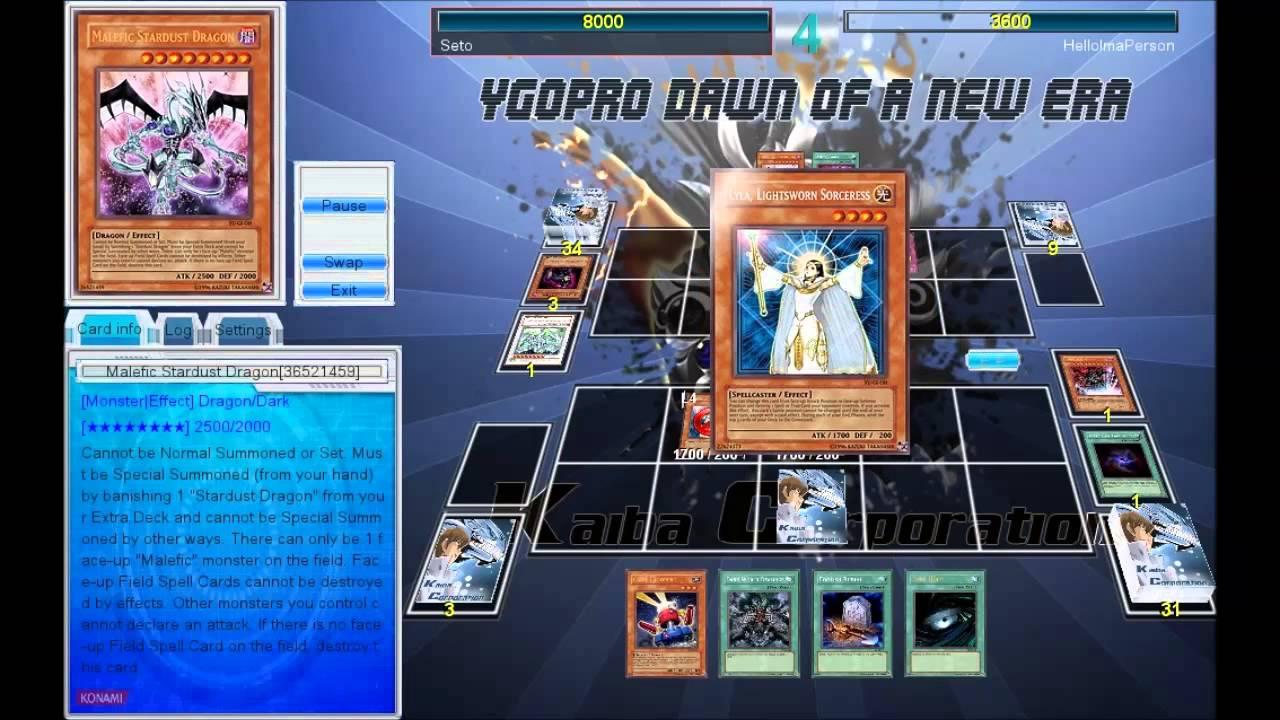 Ygopro Discord