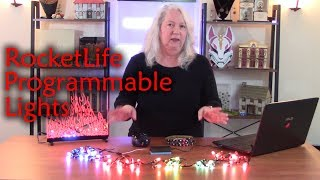 My Review of RocketLife Programmable Lights
