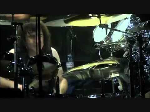 Dio - Simon Wright - Drum Solo
