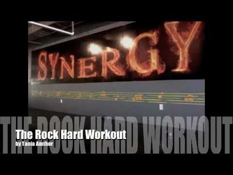 The Rock Hard Workout by Tania Amthor
