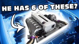 Tommyfyeah Is Hoarding Gt-R Engines
