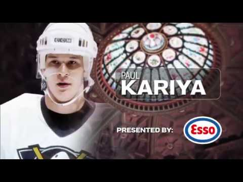 Paul Kariya Hockey Hall of Fame Induction Speech (2017)
