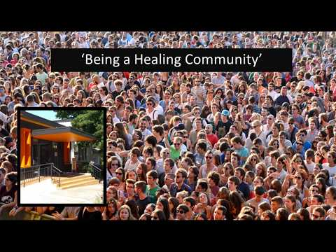 Being a Healing Community