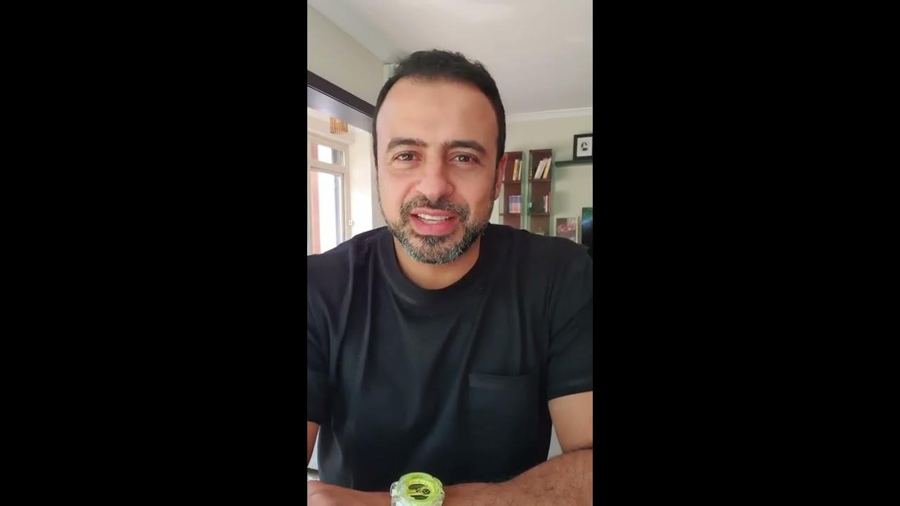 45- متخافش وانت مع ربنا - تأملات في كتاب الله - مصطفى حسني