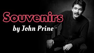 Watch John Prine Souvenirs video