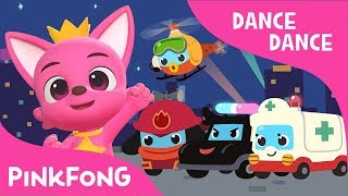 Super Rescue Team | Dance Dance Pinkfong | Pinkfong Songs for Children