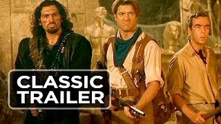 The Mummy Official Trailer #2 - Brendan Fraser Movie (1999) HD