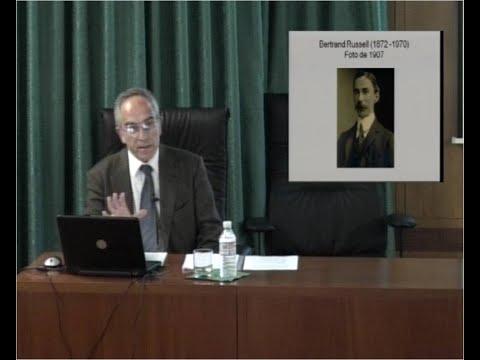 Conferencia del ciclo Ciencia para todos 2010