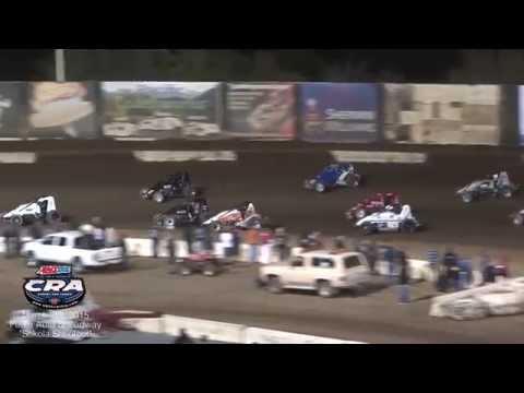 "Perris Auto Speedway 3-7-15 :: USAC/CRA Sprint Car ""Sokola Shootout"""
