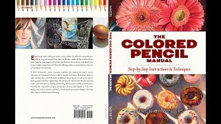 The colored pencil manual quick review: what