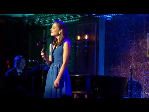 Laura Osnes and Tony Yazbeck S' Marvelous at Feinstein's54 Below