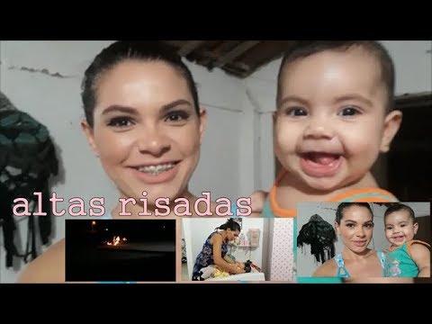 Vlog: Se Arrume comigo e Laila Sofia|fogueira de São Pedro e São Paulo