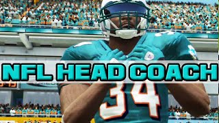 NFL Head Coach 09 - SHOWBOATING TED GINN! - Dolphins vs Jaguars