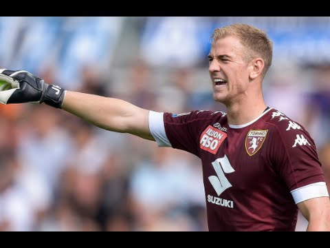 Joe Hart vs Empoli 18/9/2016