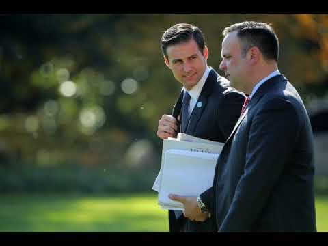 John McEntee, Trump Aide, Is Forced Out Over Security Issue, but Joins Re-election Campaign