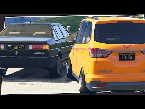 TUNING CHINESE CARS IN GTA 5!