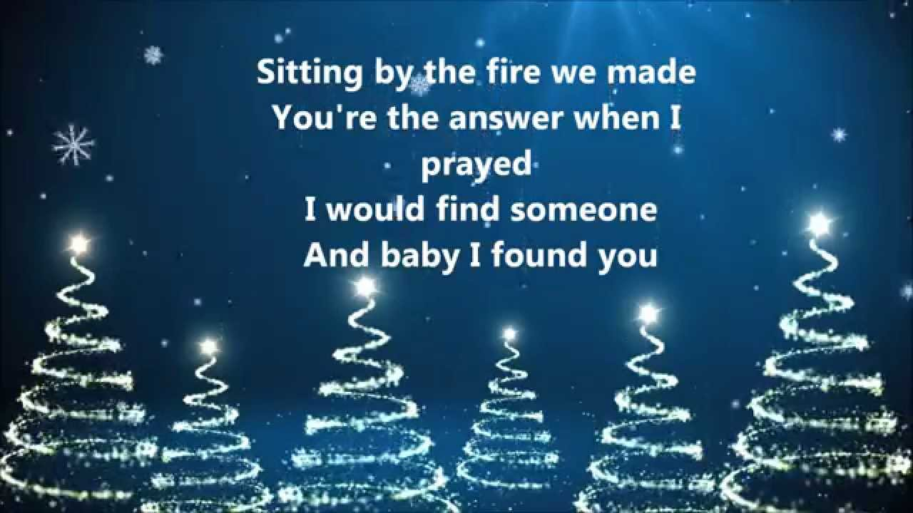 Jim Brickman - The Gift (Lyrics) - YouTube