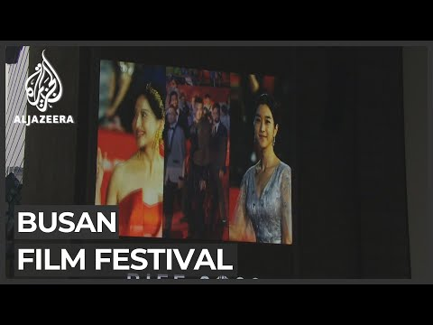 South Korea hosts Asia's largest international film festival