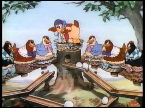Funny Little Bunnies - A Walt Disney Silly Symphony