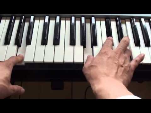 Union J - Carry You - Piano Tutorial