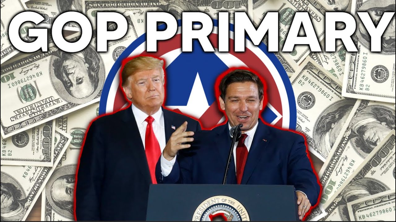 Ron DeSantis Overtakes Donald Trump in 2024 Betting Odds