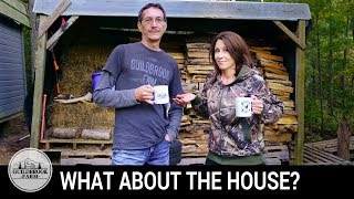 The Dirt: We Answer Questions About Our Off Grid House Build