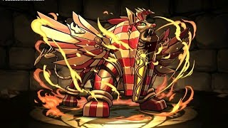 [Puzzle and Dragons] I GOT MY PHONE TAKEN AWAY - SPHINX DESCENDED - Ronia
