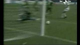 Roberto Baggio great goal in Italy - Nigeria, Usa