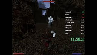 Gothic 2 Speedruns [NotR Any%]