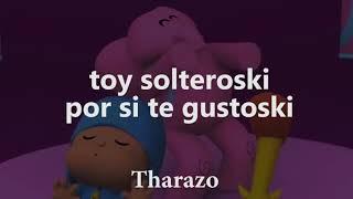 Solterosky(letra oficial)/Lyrics