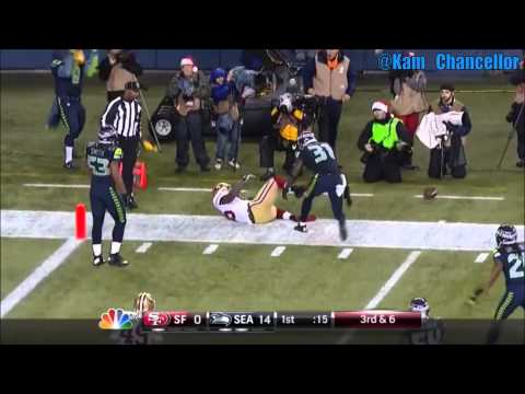 Richard Sherman & Kam Chancellor Highlights