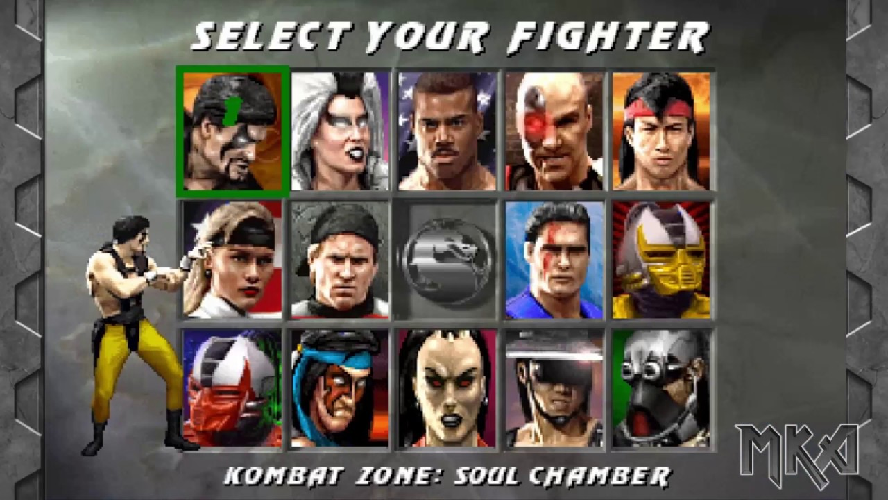 Mortal Kombat 3 (Arcade) with download links