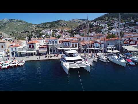 10 Days in THE AEGEAN SEA