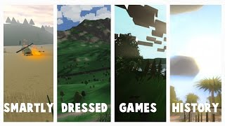 The History of Nelson Sexton and Smartly Dressed Games | Unturned