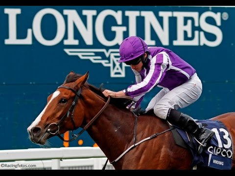 Ryan Moore -  2016 LONGINES World's Best Jockey